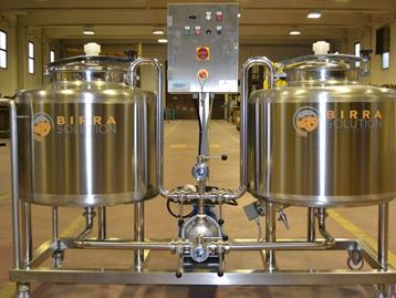 Birra Solution - Completamento Birrifici