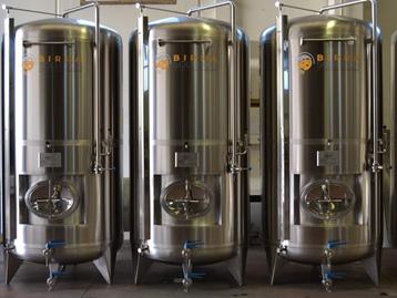 Maturatori e fermentatori per birrifici
